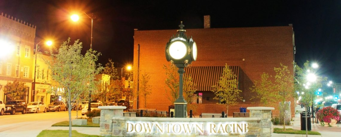 City of Racine redevelopment areas and plans